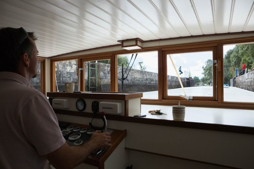 River trip 21 Dijon photo 2