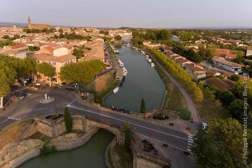 River trip 34 Carcassonne photo 17
