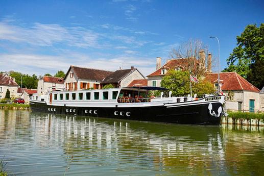 River trip 38 Auxerre photo 0