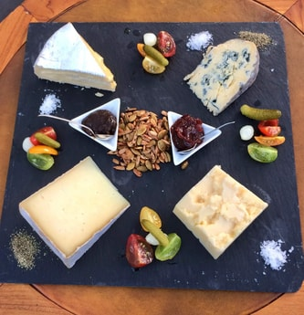 6-night all-inclusive cruise through the hills and villages of Northern Burgundy; enjoy gastronomy and adventure with our full crew at your service - Cheeseboard