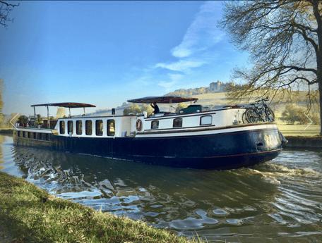 River trip 7 Dijon photo 2