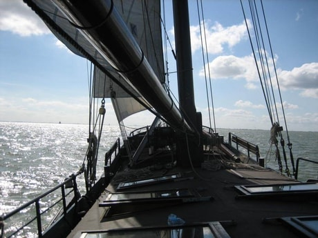 Sailing ship 485 Amsterdam photo 11