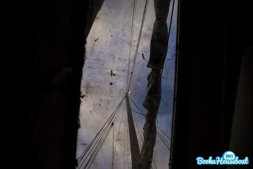 Sailing ship 485 Amsterdam photo 3