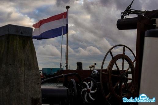 Sailing ship 485 Amsterdam photo 1