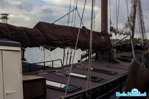 Sailing ship 485 Amsterdam photo 18
