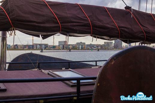 Sailing ship 485 Amsterdam photo 17