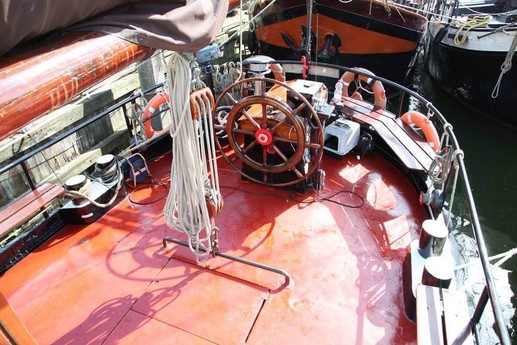 Sailing ship 627 Muiden photo 13