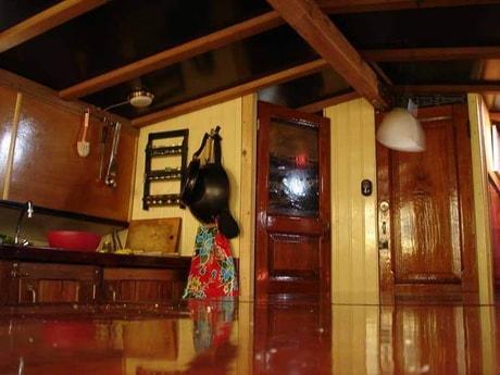 Sailing ship 664 Makkum photo 5