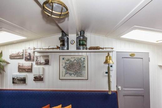Sailing ship 665 Makkum photo 4