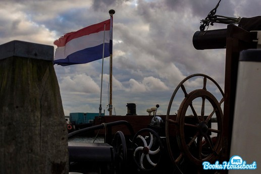 Sailing ship 690 Amsterdam photo 9