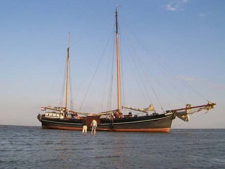 Sailing ship 700 Harlingen photo 13