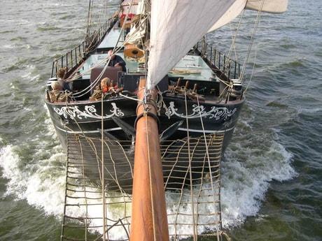 Sailing ship 700 Harlingen photo 11