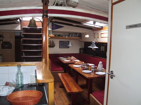 Sailing ship 704 Enkhuizen photo 5