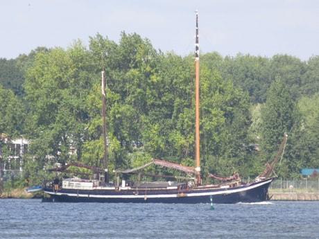 Zeilschip 781 Amsterdam foto 1