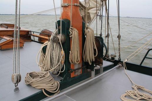 Sailing ship 880 Enkhuizen photo 5