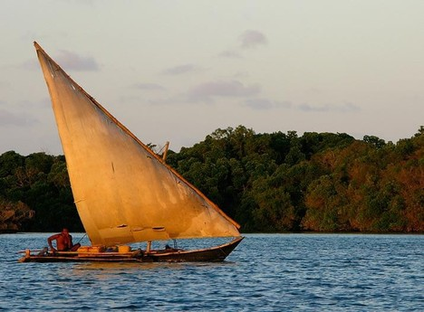Traditional sailing