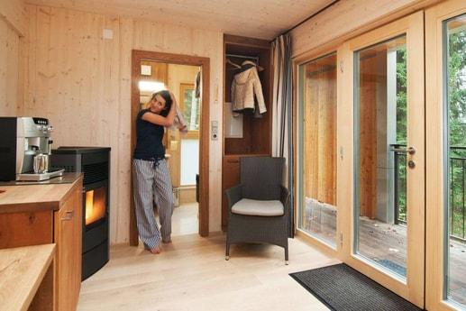 Modern comfortable interiors