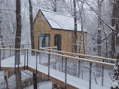 Treehouse 153 Modra Harmonia photo 3