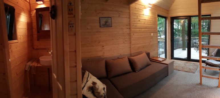 Treehouse 153 Modra Harmonia photo 1