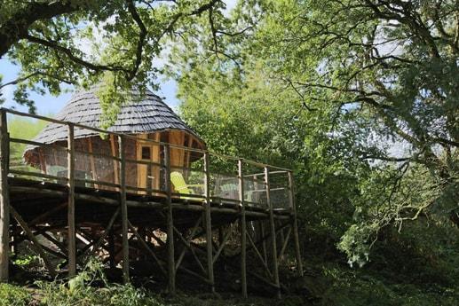 Treehouse 160 Les Epesses photo 0