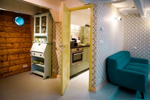 Quirky accommodation 1 Amsterdam photo 1
