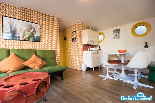 Quirky accommodation 2 Amsterdam photo 1