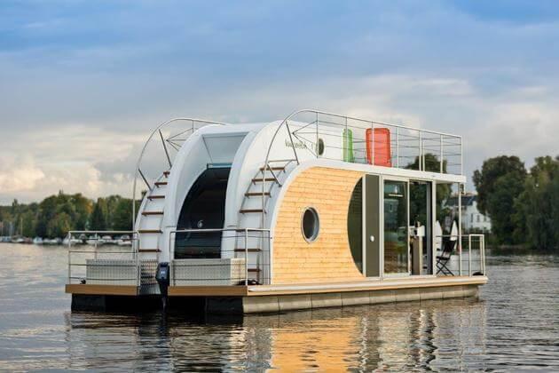 Berlin Houseboat Rental