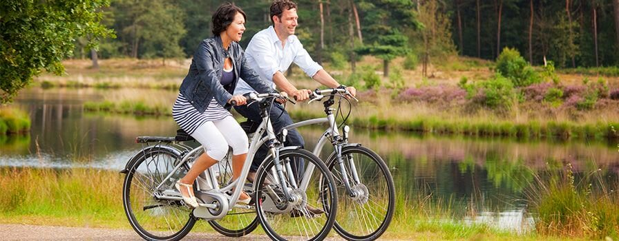 Electric bike tours Amsterdam