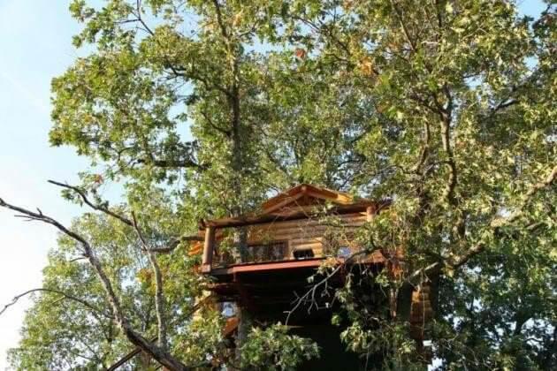 Breezy Treehouse Cáceres Spanje
