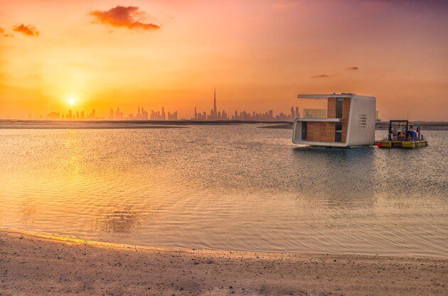 Most luxurious houseboat in the world is found in Dubai