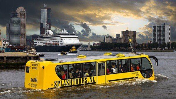 Splash Rotterdam Visit Rotterdam