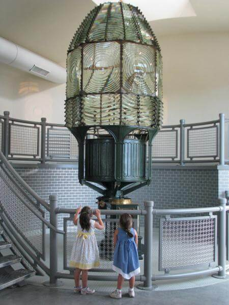 Fire Island Lighthouse light