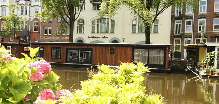 Amsterdam Houseboat Rental