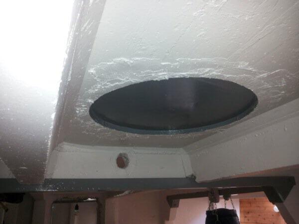 Houseboat Amsterdam Renovation Detail manhole