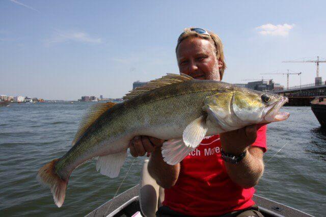Daan Verbruggen Fishing Guide Amsterdam