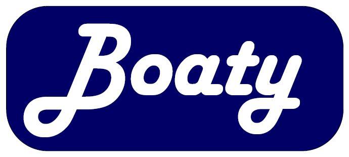 Logo Boaty boat rental Amsterdam