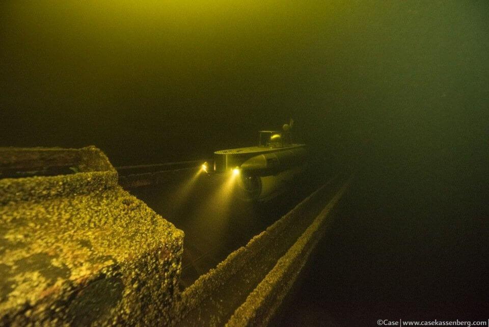 Submarine Amsterdam