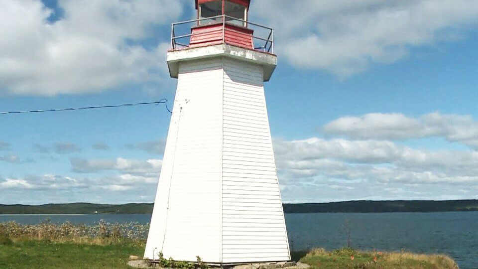 Nova Scotia lighthouse