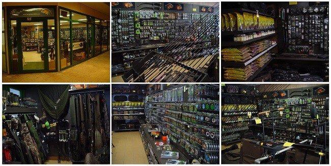Amsterdam Tackle shop Hengelsport 2000