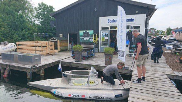 Duikboot Vinkeveen