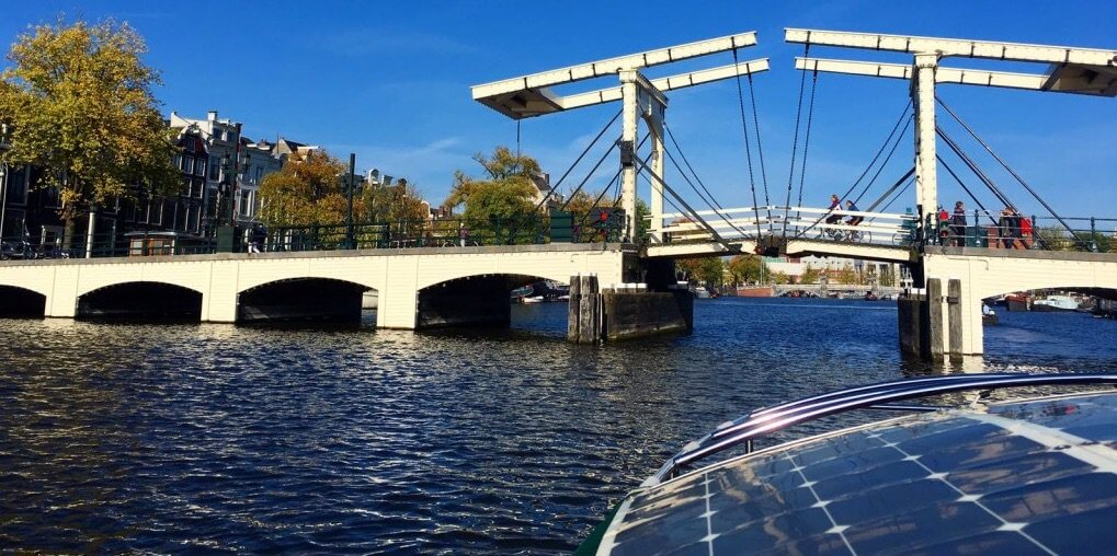 Paping Canal Tours Amsterdam