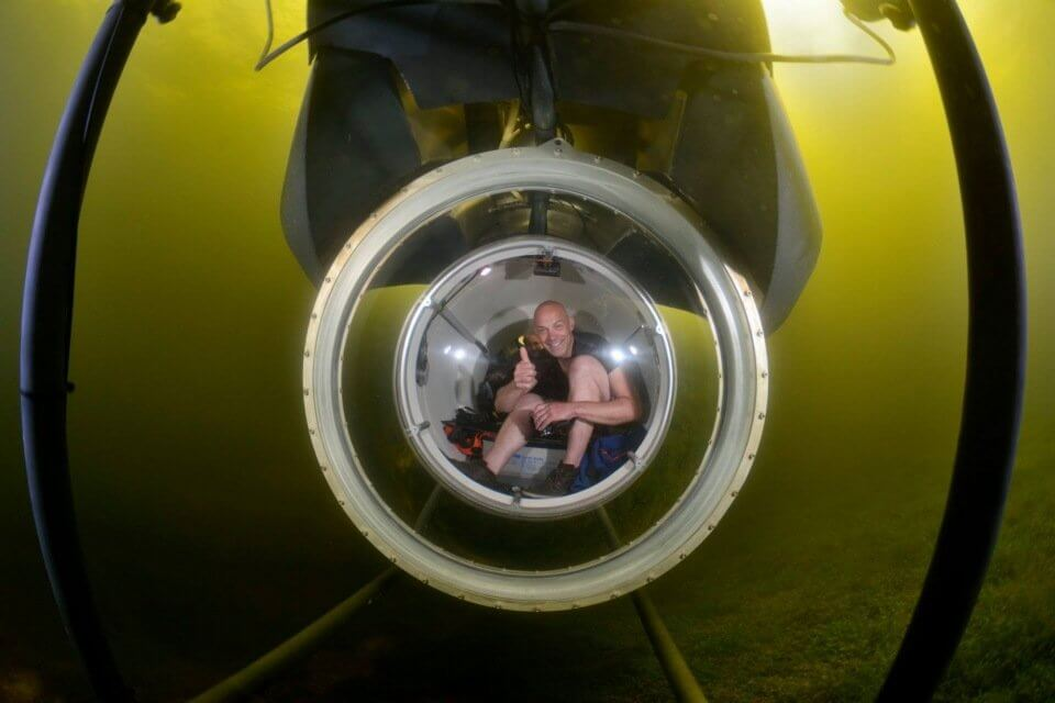Submarine Amsterdam Vinkeveen