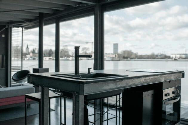 Houseboat rental Berlin