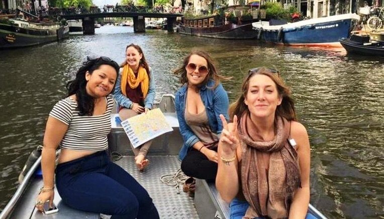 Boat4rent boat rental Amsterdam