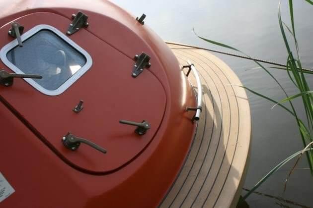 Houseboat Ewijk